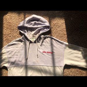 Monki oversized hoodie